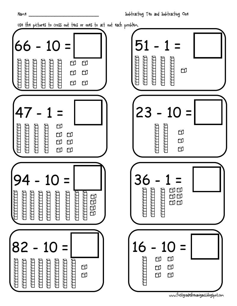 Adding Ten And One Pdf Kids Math Worksheets Math Lessons Teaching Math [ 1035 x 800 Pixel ]