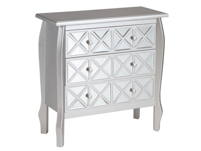 Mueble plata con espejos   Casa   Pinterest   Espejo, Plata y ...