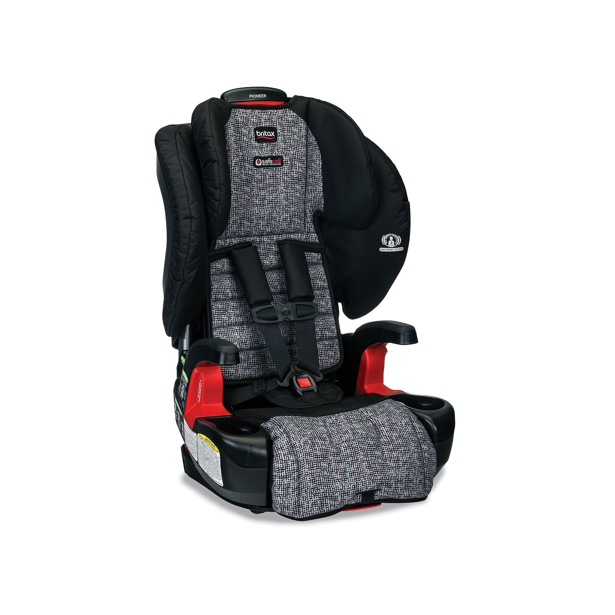 Britax Pioneer G11 Harness 2 Booster Car Seat Multicolor