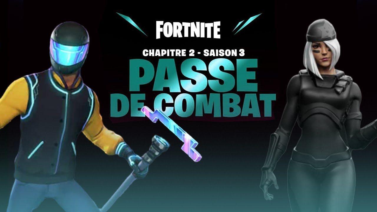 Passe De Combat Saison 3 Chapitre 2 Fortnite Repousse En 2020 Saison 3 Les Saisons Fortnite