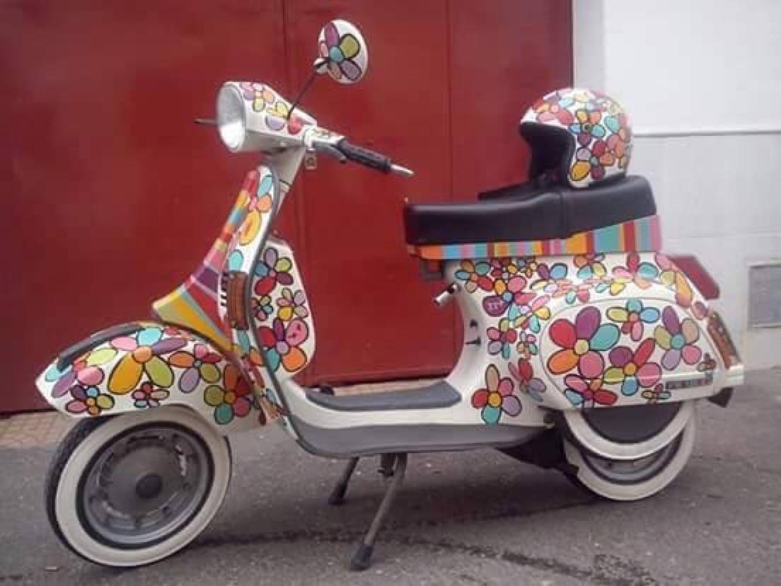 Paolatoni Vespa Scooters Vespa Vespa Gts