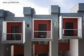 Viviendas Populares Casas Adosadas En Brasil Interior Architecture House Styles House
