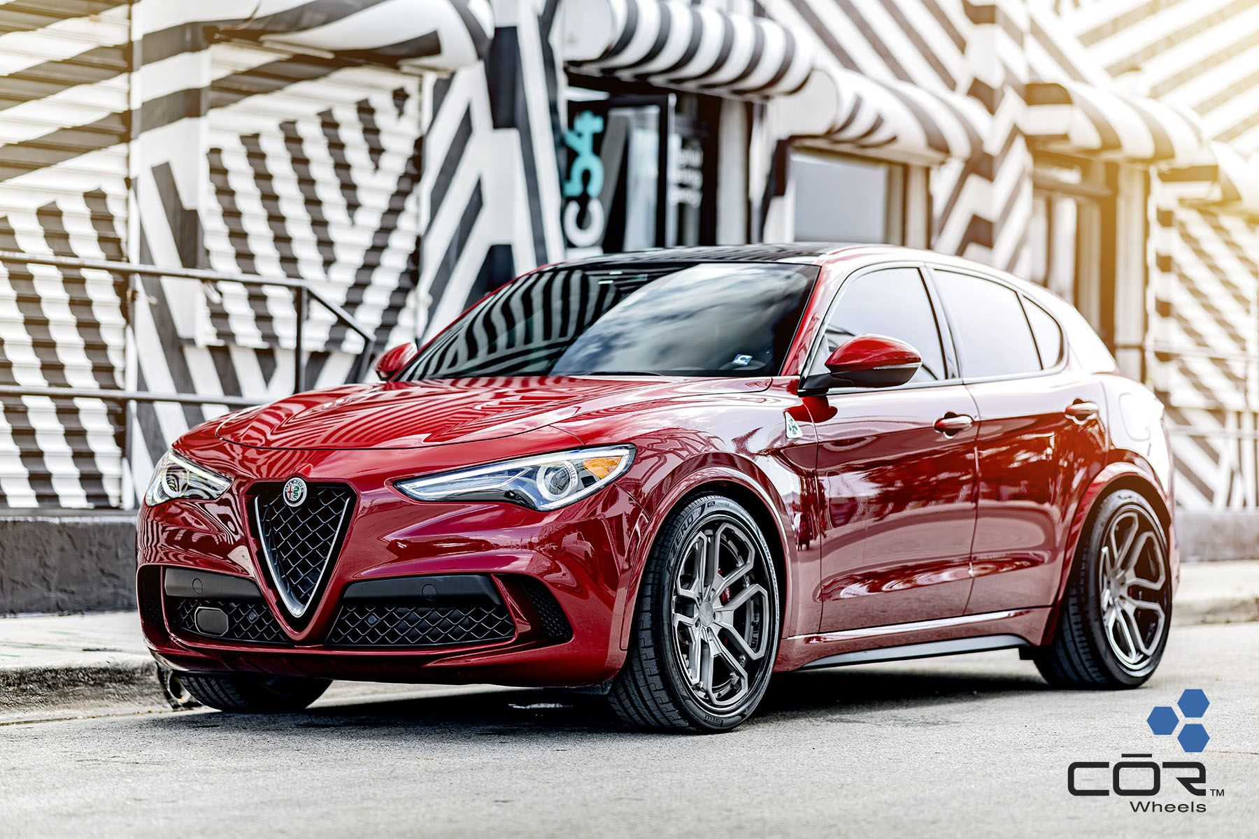 Pin On Alfa Romeo Aftermarket Wheels
