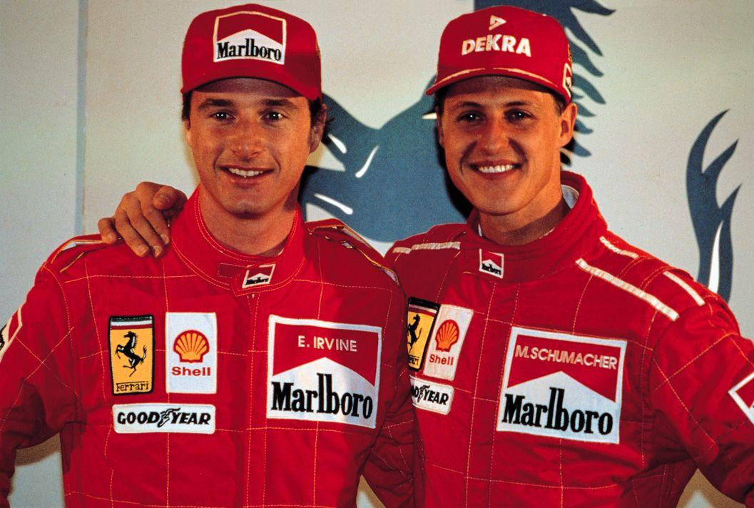 ¿Cuánto mide Michael Schumacher? - Altura - Real height 504cc1d791d4da5393075b3e3f59a52b