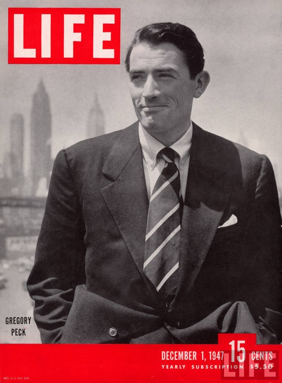 NAME: Gregory Peck OCCUPATION: Actor BIRTH DATE: April 05, 1916 DEATH DATE: June 12, 2003 EDUCATION: San Diego State University, University of California, Berkeley PLACE OF BIRTH: La Jolla, California PLACE OF DEATH: Los Angeles, California BEST KNOWN FOR  Gregory Peck is best known for his larger-than-life film roles, particularly as Atticus Finch in To Kill a Mockingbird. SYNOPSIS Born on April 5, 1916 in La Jolla, California, Gregory Peck studied pre-med at the University of California,