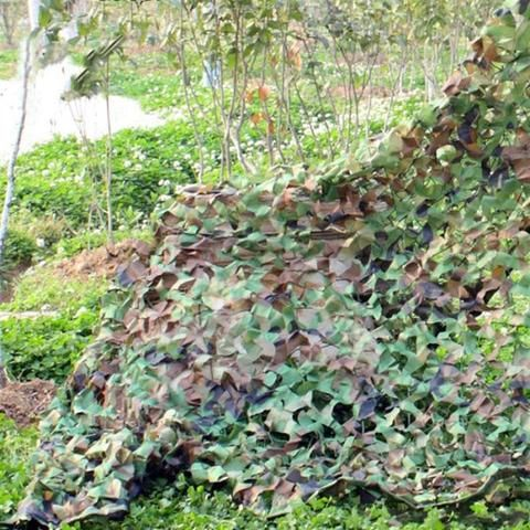 Vilead Camo Netting With Edge Binding And Mesh Net Reinforcement Camouflage Net For Deer Stand Hunting Https Huntinggea In 2020 Diy Woodland Mesh Netting Army Camo