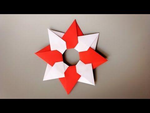 Diy Paper Christmas Star Paper Machepaperplastic Origamipaper