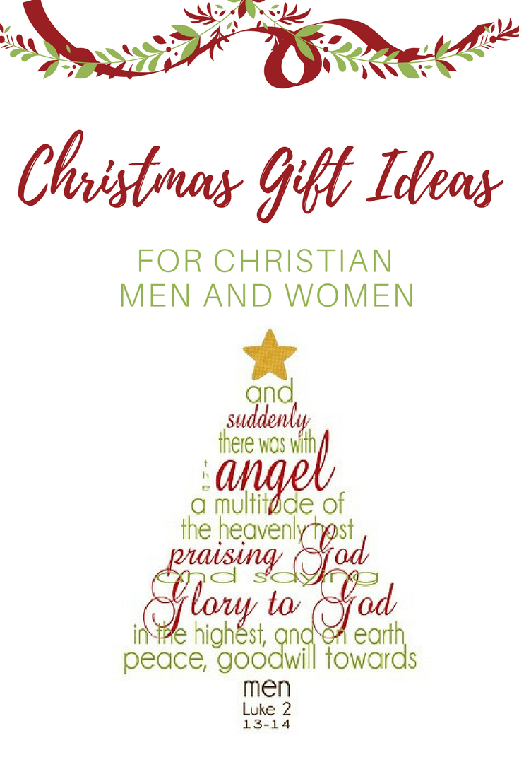 Christmas Gifts For Christian Men And Women 2017 2018 Cards
