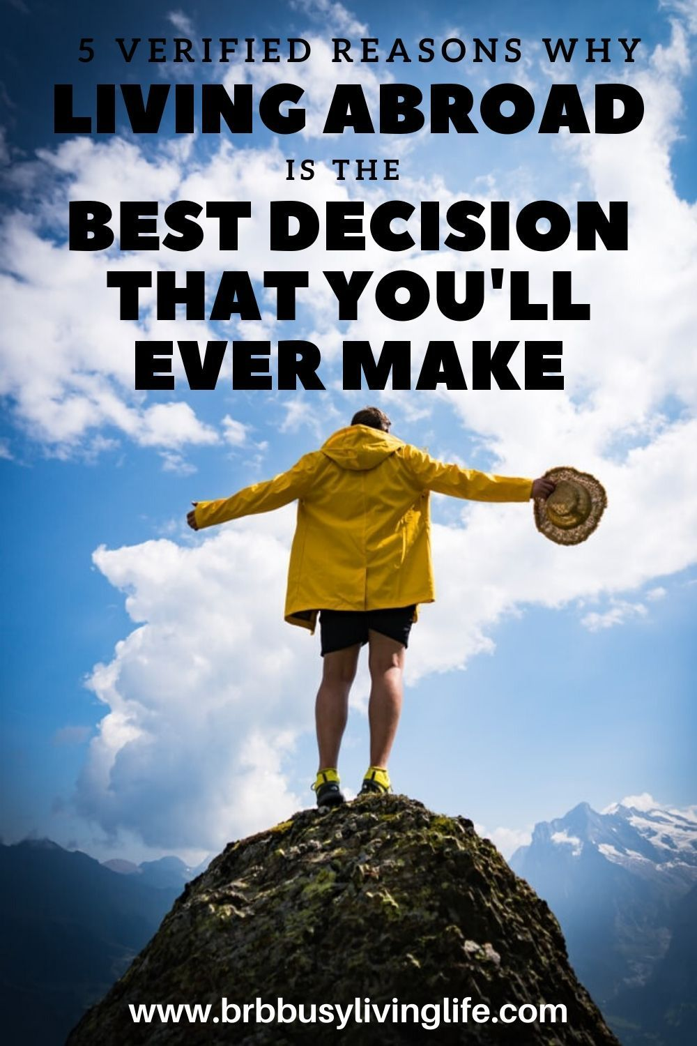 8 Verified Reasons Why Living Abroad Is The Best Decision You Ll Ever Make Living Abroad Move Abroad Expat Life