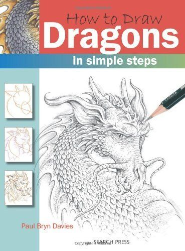 How to draw dragons in simple steps by paul bryn davies http how to draw dragons in simple steps by paul bryn davies http ccuart Choice Image