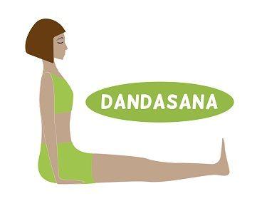 dandasana staff pose  how to do and benefits check more
