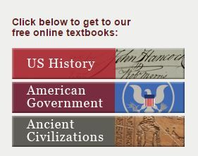 FREE online textbooks for middle school or high school