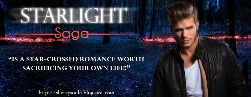 """""""Which Starlight Saga Character Would YOU Most Likely Be?"""" by Sherry Soule + giveaway 