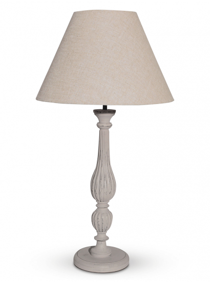Tall Elegant Grey Wooden Table Lamp Wooden Table Lamps Lamp