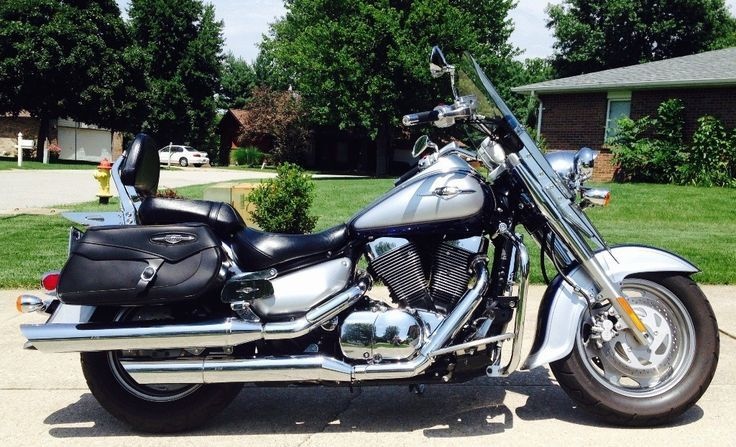 2008 Global Suzuki Motorcycles Brand Inquiry Boulevard C90