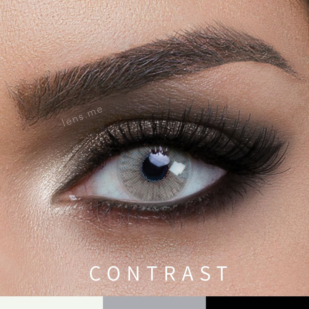 Hidrocor Cristal by single Contact lenses colored