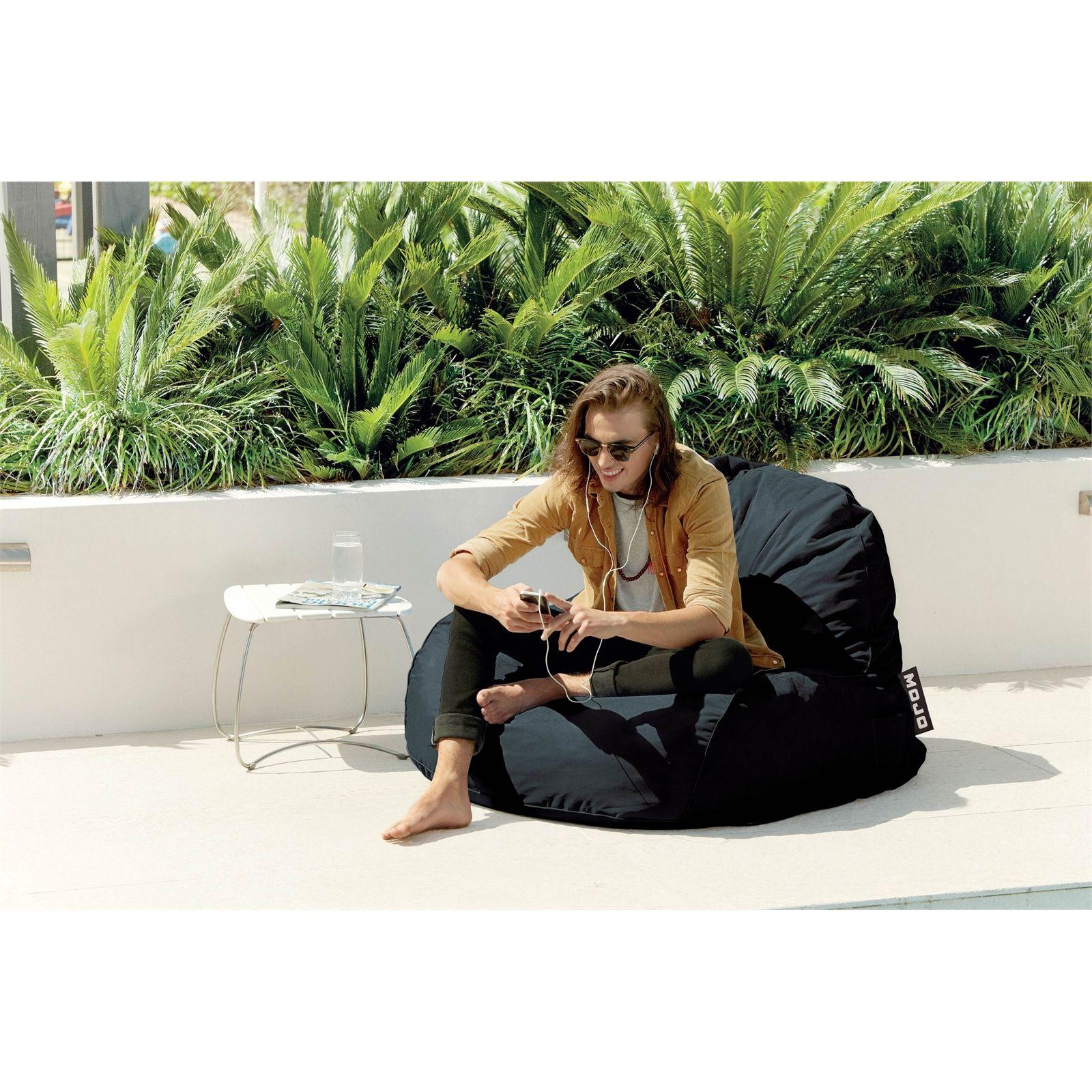 Mojo Black MyChair Outdoor Cushion Outdoor cushions