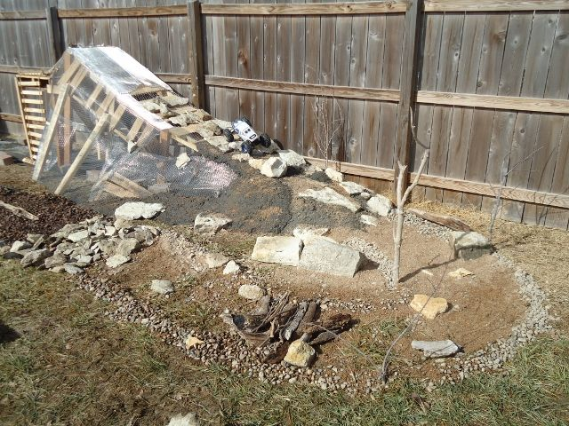 Building our backyard course - RCCrawler   Rc rock crawler ...