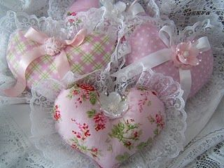 precious little hearts from Miss Bee's Haven