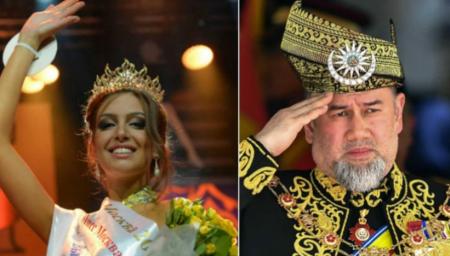 ملك ماليزيا يتخلى عن العرش Crown Jewelry Crown Fashion