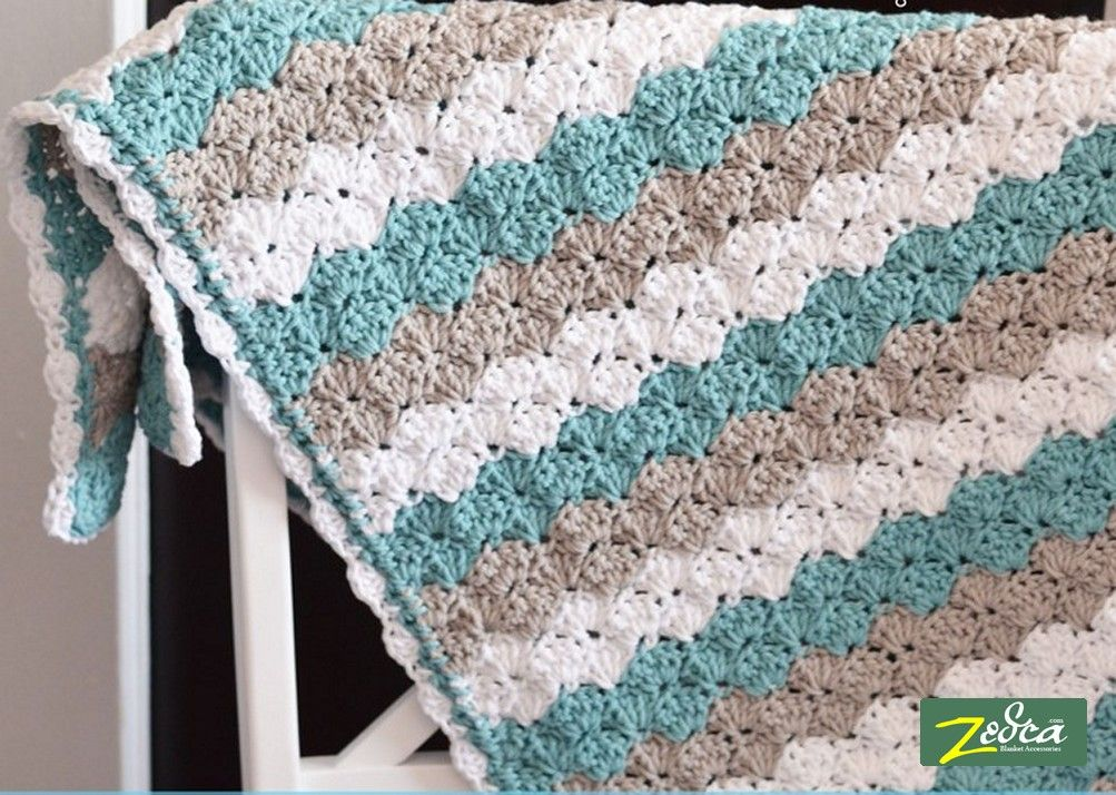 New Baby Knitting Patterns   home baby blankets quick knitted baby ...