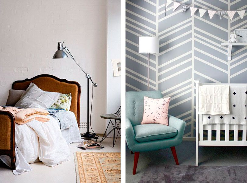 Floor Lamps In Bedroom. 10 Bright Ideas To Decorate With Floor Lamps ...