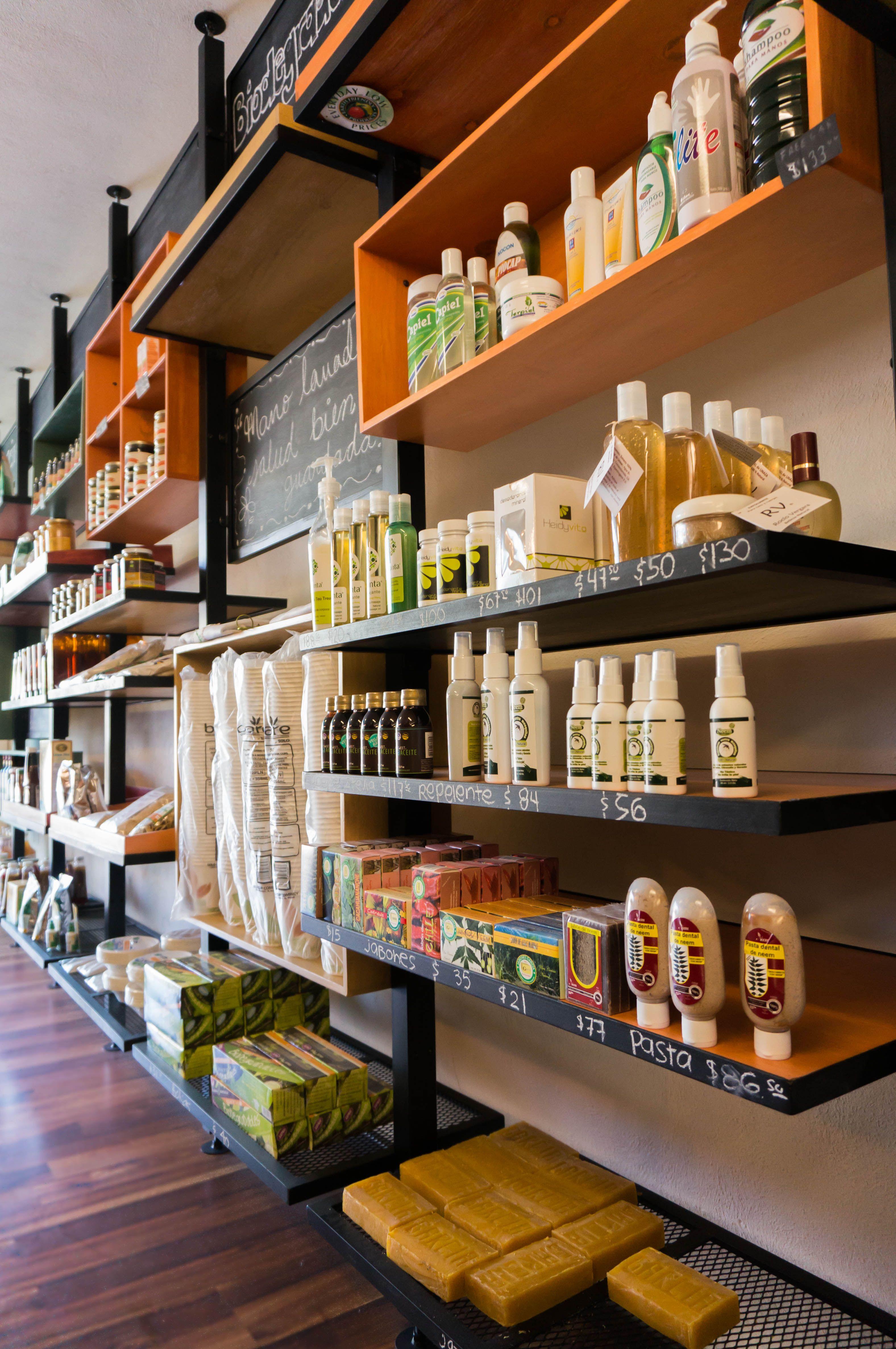 Proyectos de dise o de tiendas supermarket desig for Diseno de cafeterias pequenas