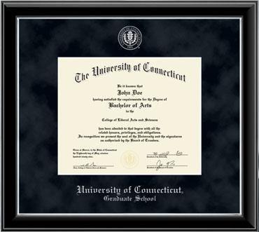 University of Texas Austin- College of Education Diploma Frame ...