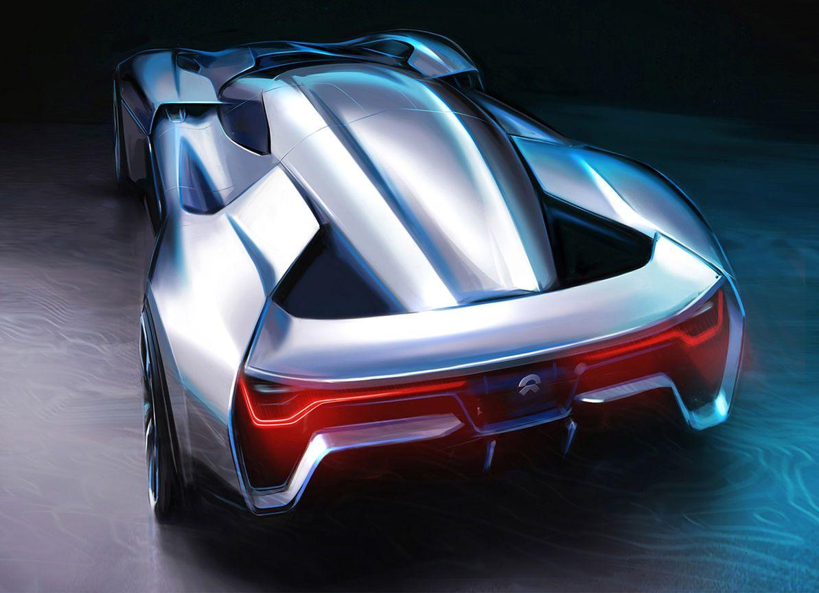 Nio Ep9 Sets World Record Nurburgring Ev Lap Time Super Cars Hybrid Car Sports Cars Luxury