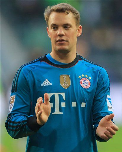 Wolfsburg vs Bayern 20140308