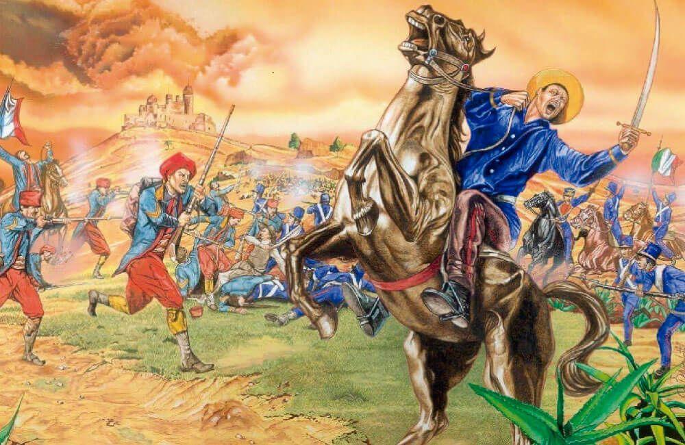 Pin de Kris Kolinski en Teaching   5 de mayo, Batallas ...