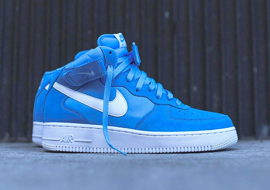 bc1fb0b889e5 ... where can i buy sneakers news nike air force 1 mid university blue  933a9 f117e