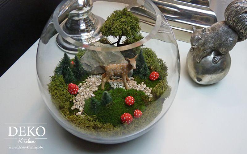 diy m rchen glas als tischdeko deko kitchen weihnachten miniatur basteln und deko. Black Bedroom Furniture Sets. Home Design Ideas