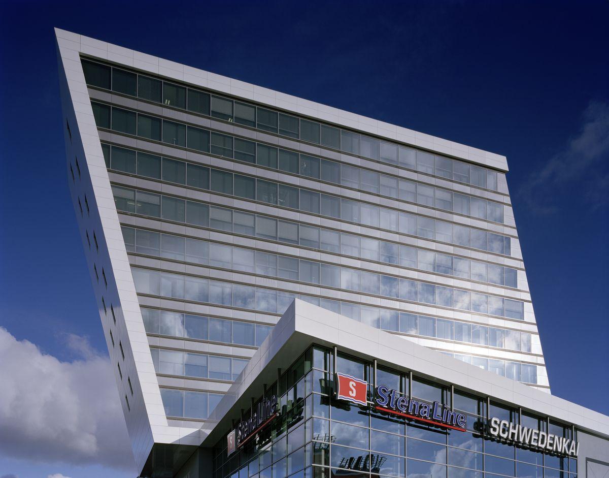 Kiel Architekten fährterminal schwedenkai kiel ksp jürgen engel architekten