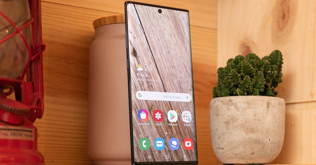 Samsung Galaxy Note 10 Plus Kaufen Mit Und Ohne Vertrag Die Besten Angebote With Images