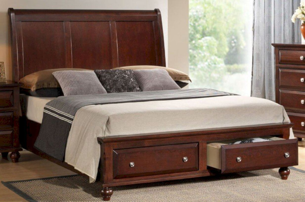 Incredible Solid Wood Bedroom Set Ideas With Images Bed With