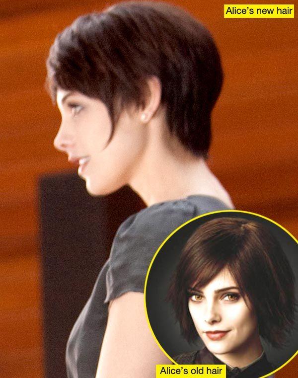 Ashley Greene S Breaking Dawn Hairstylist Explains Alice
