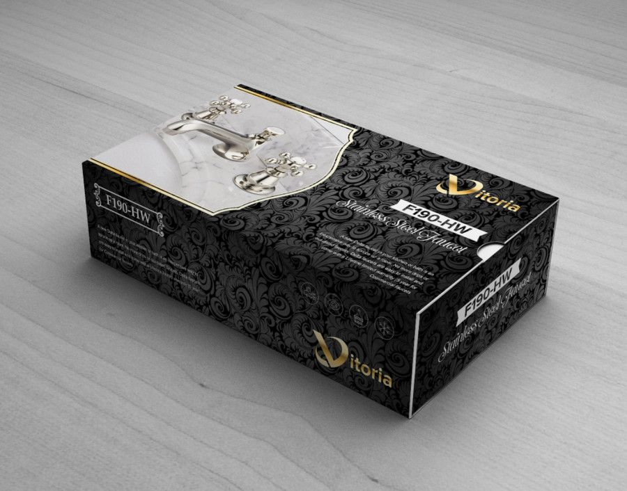 Contest Entry #30 for Create Packaging Designs for a High End ...