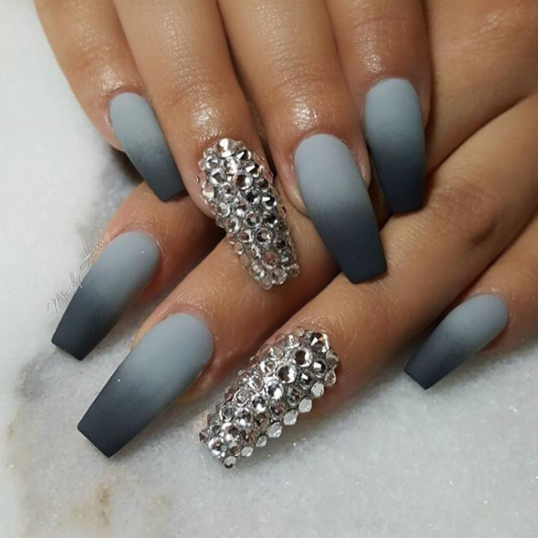 Camilaainc by makeupslaves nail art indi pinterest girly and we have compiled a picture gallery of our favorite ideas for matte nail polish that we know youll love matte nails are totally trendy and stunning prinsesfo Gallery