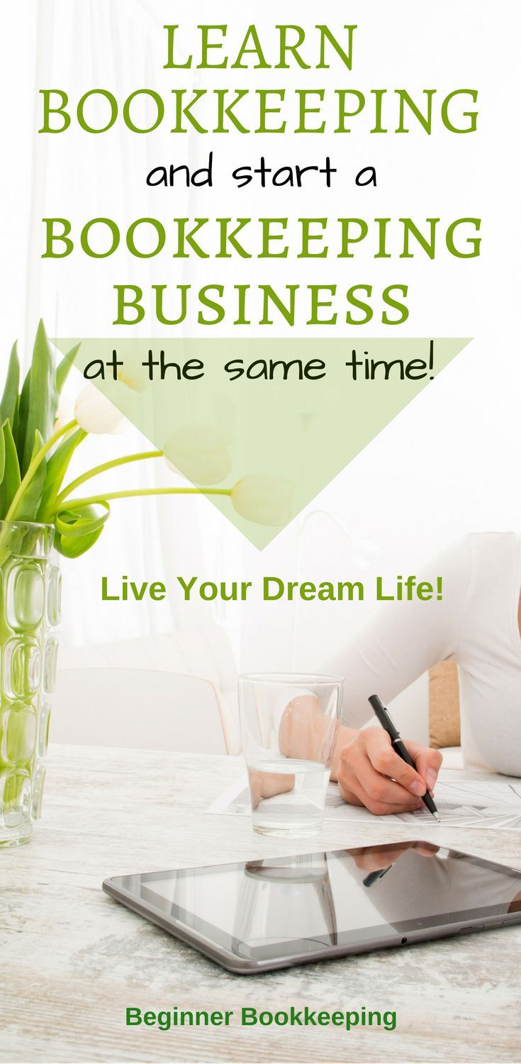 Starting a Bookkeeping Business. No Bookkeeping Experience Required