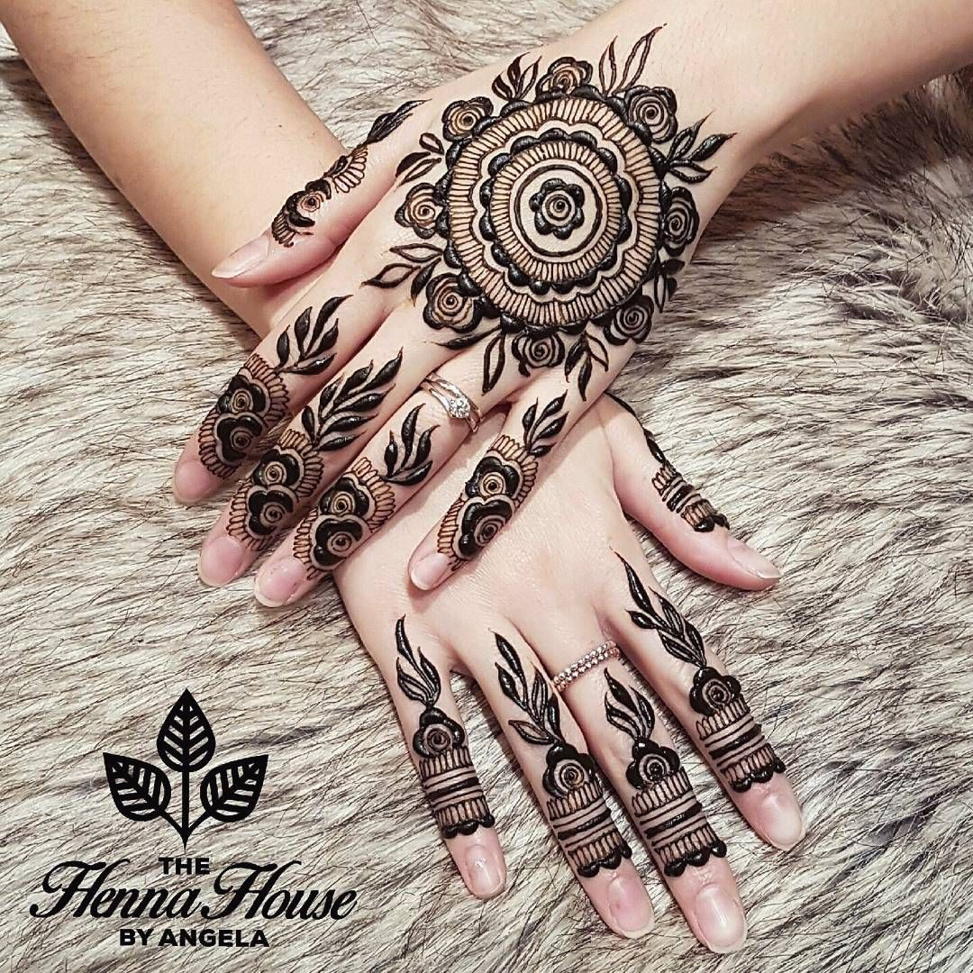 914 Likes 10 Comments  The Henna House By Angela Hennabyang On Instagram