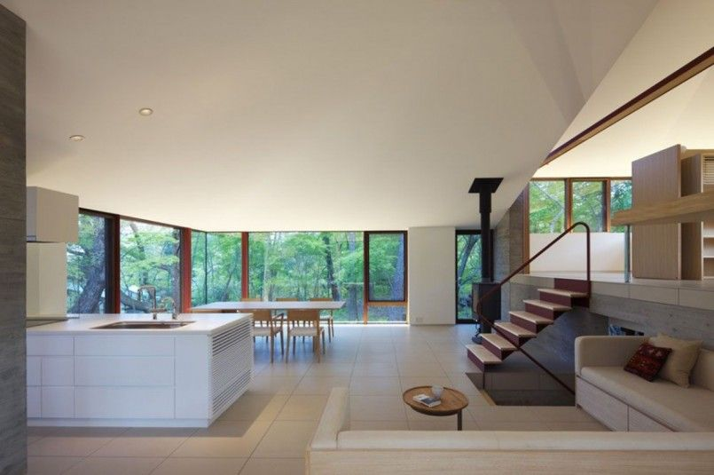Minimal Homes modern japanese tea house decor | interior design | pinterest
