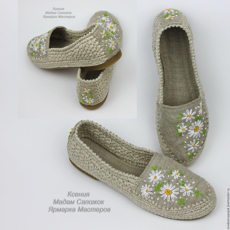 Pin de Rosalinda ibarra en zapatos tejidos | Pinterest | Alpargatas ...