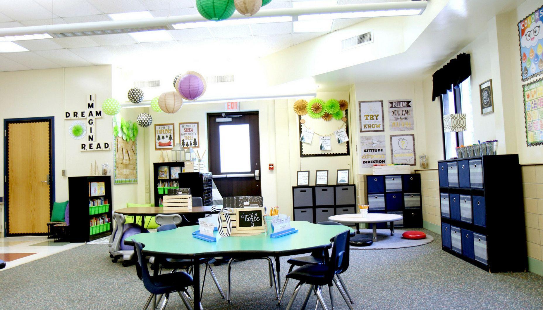 Adventure Themed Classroom Decor