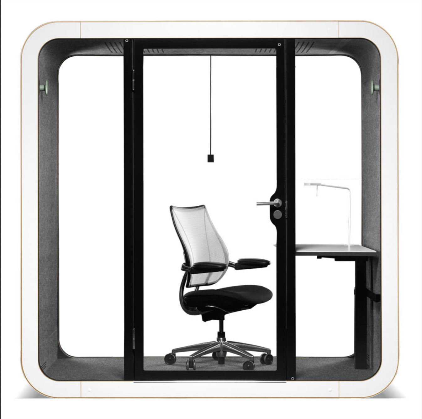 Phone Booth By Framery Me Time Chair Example Table Height 72 Cm Light Luxo Ninety Disponible Immediate Mobilier Bureau Mobilier Amenagement Bureau