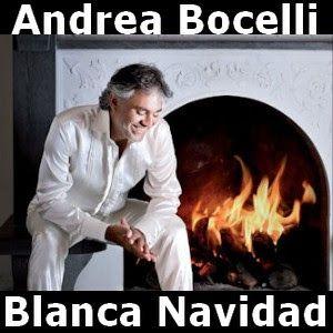 Acordes D Canciones: Andrea Bocelli - Blanca Navidad