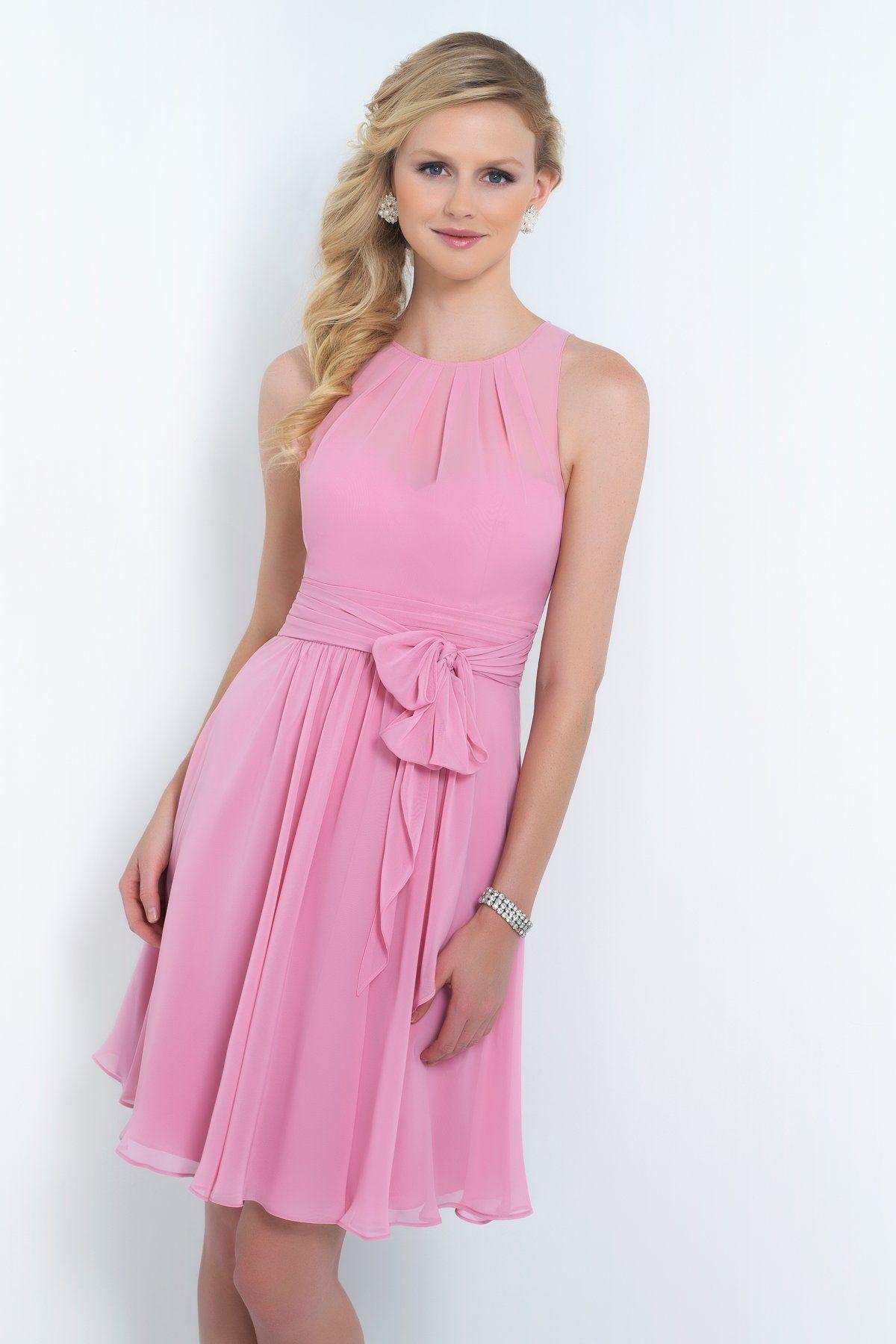 Alexia designs style bella chiffon bridesmaid dress with