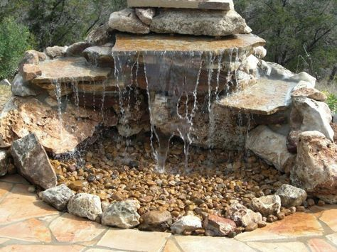 Photo of Directions for Installing a Pondless Waterfall Without Buying an Expensive Kit | Hunker