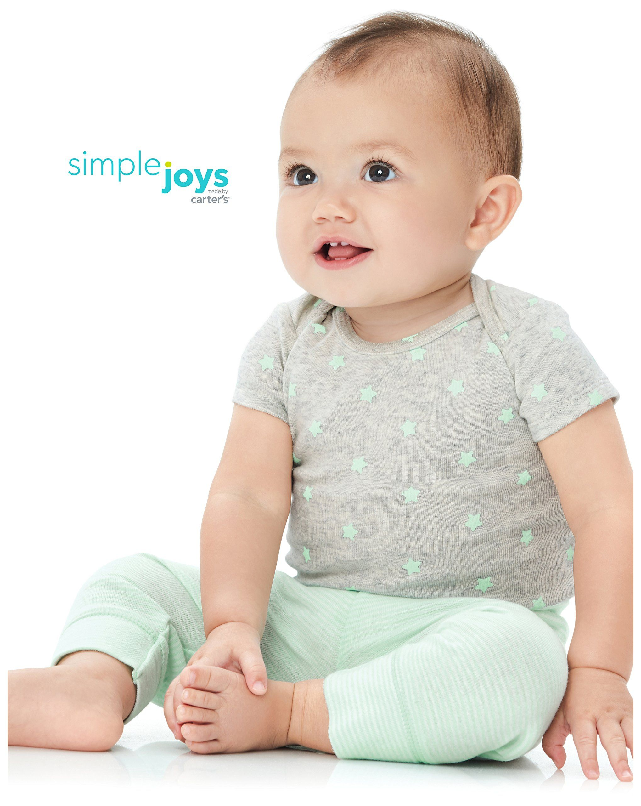 Simple Joys by Carters Baby Boys 6-Piece Little Character Set