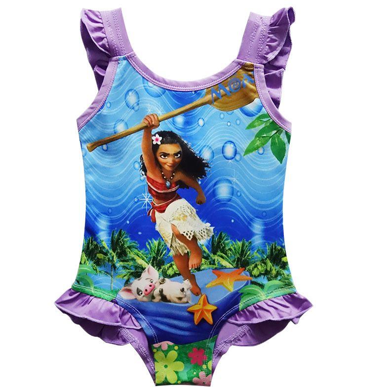 a789d85b7964 cool moana swimwear for children